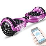 """6,5"""" Premium Hoverboard Bluewheel HX310s - Deutsches Qualitätsunternehmen - Kinder Sicherheitsmodus & App - Bluetooth Lautsprecher - Starker Dual Motor - LED - Elektro Skateboard Self Balance Scooter*"""