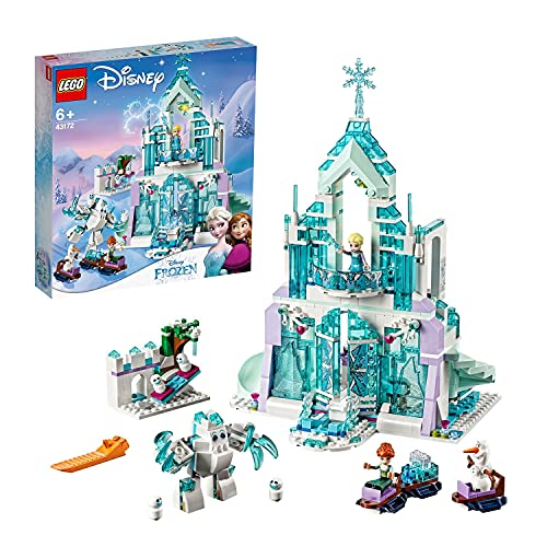 Lego Elsas magischer Eispalast