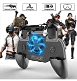 YouFirst Pubg Mobile Controller [4000mAh   Newest Version] COD Mobile Controller   Pubg Controller   Mobile Trigger   Handy Controller Pubg   Pubg Trigger  