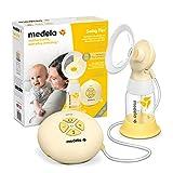 Medela Swing Flex elektrische Milchpumpe – Kompaktes Design – Mit PersonalFit Flex Brusthauben und Medela 2-Phasen-Expression-Technologie*
